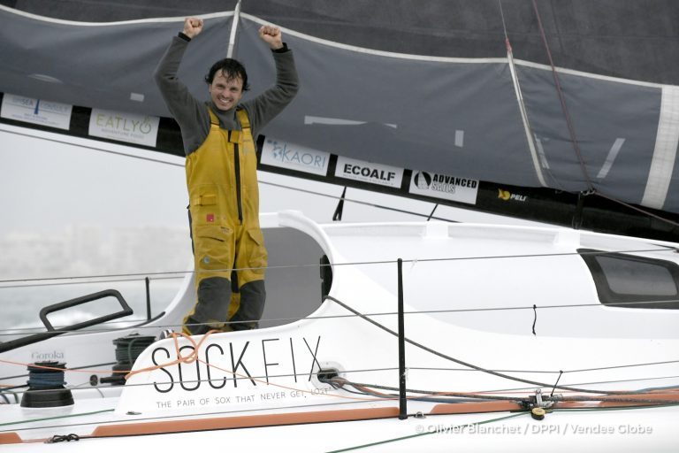 Vendée Globe, Didac Costa y Advanced Sails