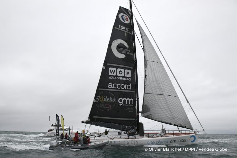 Advanced Sails en la Vendée Globe 2016