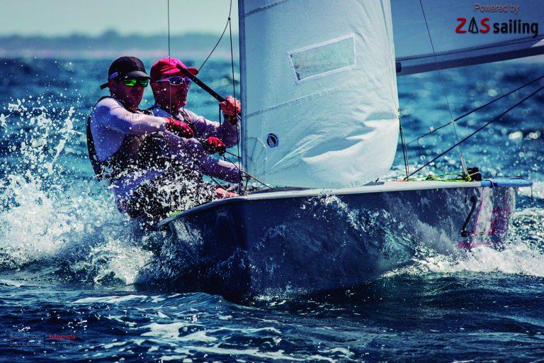 Zas Sailing gana campeonato mundial Vaurien